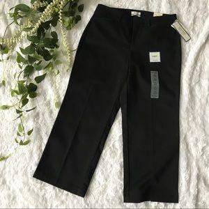 ✨3/$10✨ [dockers] ideal mid rise ankle capri pant